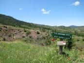 Camino al pico Javalambre, teruel